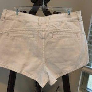 Free People Shorts - Free People women's white shorts